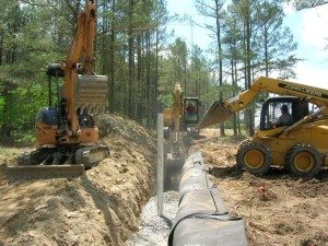 Georgia Landfill Methane Gas Monitoring