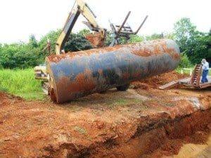 Atlanta Underground Storage Tank Removal